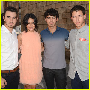 The Jonas Brothers: Variety's Power of Youth 2012