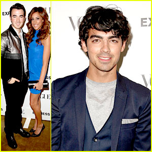 Kevin & Danielle Jonas: Scenemakers Party with Joe!