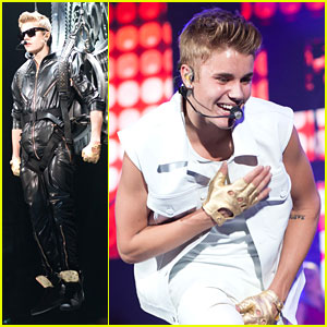 Justin Bieber Gets Sick During 'Believe' Concert in Arizona