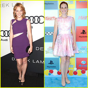 Katie Leclerc: Variety's Power of Youth 2012