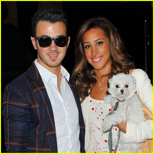 Kevin Jonas: NYC Outing with Danielle!