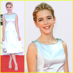 Kiernan Shipka - Emmy Awards 2012