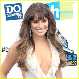 Lea Michele: First Album On The Way!