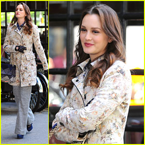 Leighton Meester Doesn't Want To Be Blair Again, Ever