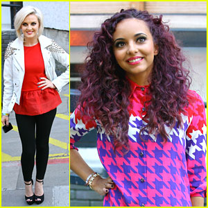 Little Mix: ITV Studio Stop