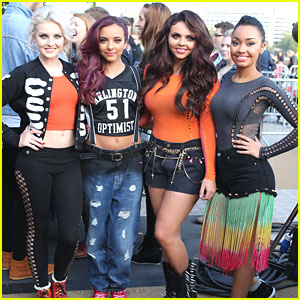 Little Mix Announce UK Tour