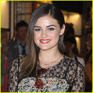 Lucy Hale: Music Is 'Going Amazingly Well'