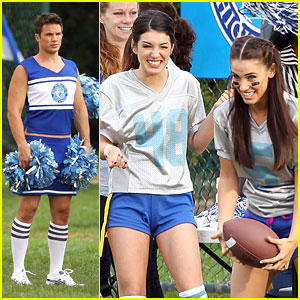 Matt Lanter Cheers On Shenae Grimes for 90210