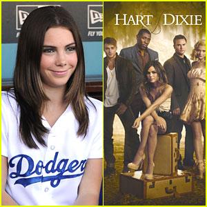 McKayla Maroney: 'Hart of Dixie' Guest Star!