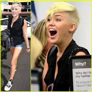 Miley Cyrus: Bye Bye Burbank
