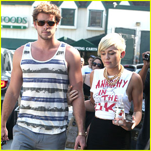 Miley Cyrus: 'I Know Me & Liam Hemsworth Are Forever'