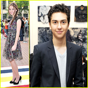 Nat Wolff: 'Writers' Premiere at TIFF with Liana Liberato