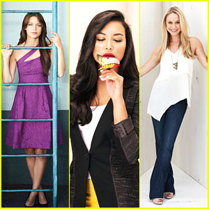 Naya Rivera: Meet The New Girls on 'Glee'!
