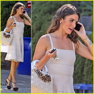 Nikki Reed: Dior Luncheon for Operation Smile