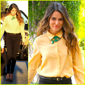 Nikki Reed: Private Dinner For Phase One