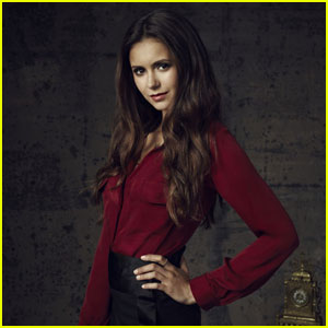 Nina Dobrev: New 'Vampire Diaries' Cast Portraits!