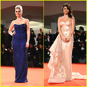 Selena Gomez & Ashley Benson: 'Spring Breakers' Premiere in Venice!