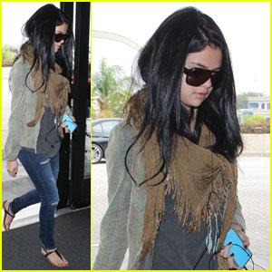 Selena Gomez: Goodbye, Los Angeles!