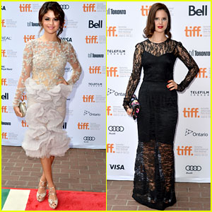 Selena Gomez: 'Spring Breakers' at TIFF with Rachel Korine