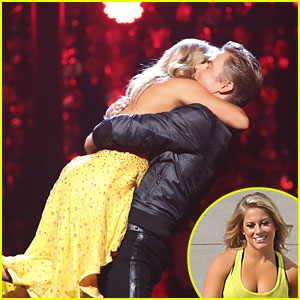 Shawn Johnson & Derek Hough: On To The Jive!