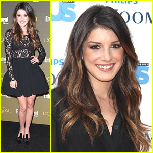 Shenae Grimes: EW Pre-Emmy Party Person