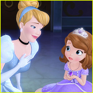 Ariel Winter: 'Sofia The First' Exclusive Trailer! WATCH NOW