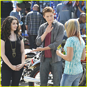 Sean Berdy &#038; Vanessa Marano: New 'Switched at Birth' Tonight!