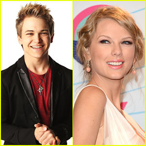 Taylor Swift & Hunter Hayes: 2012 CMA Nominees!