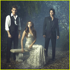 'The Vampire Diaries': First Promo Pic & Preview!