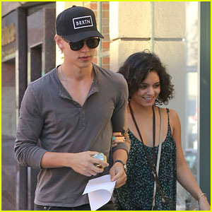 Vanessa Hudgens & Austin Butler: Beverly Hills Check-Up