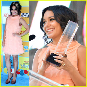 Vanessa Hudgens: Variety's Power of Youth 2012
