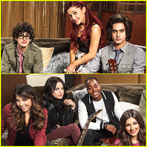 'Victorious': New Promo Pics!