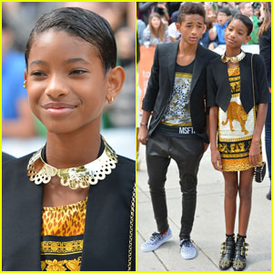 Willow  & Jaden Smith: TIFF Siblings!