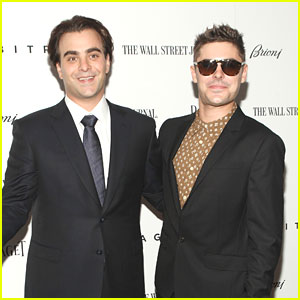 Zac Efron: 'Arbitrage' Premiere in NYC