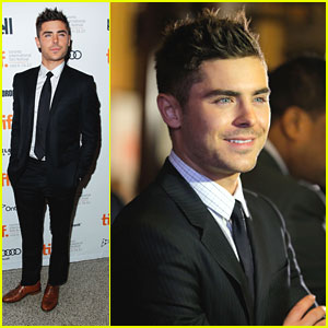 Zac Efron: 'The Paperboy' Premiere at TIFF