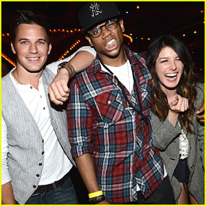 '90210' Cast: 100th Episode Party at Pink Taco Sunset Strip!