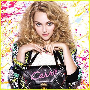 AnnaSophia Robb: 'The Carrie Diaries' Promo Pics!