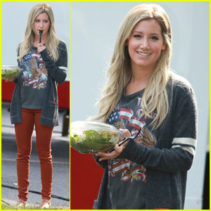 Ashley Tisdale: 'Sabrina: Secrets of a Teenage Witch'  Star!