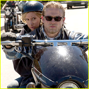 Ashley Tisdale: New 'Sons of Anarchy' Tonight!