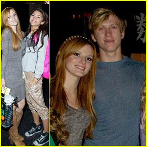 Bella Thorne: Birthday Celebrations with Tristan & Zendaya!