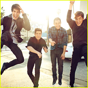 Big Time Rush: 'Windows Down' Tour Hype Video - Watch Now!