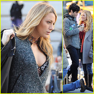 Blake Lively: Is Serena Ready For an Adult Relationship on 'Gossip Girl'?