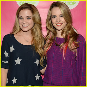 Bridgit Mendler: '10 on Top' Co-Host!