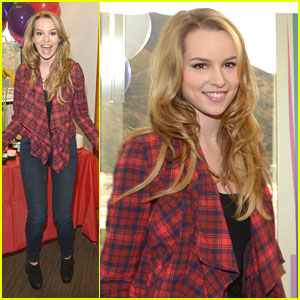 Bridgit Mendler: 'Hello My Name Is...' LISTEN NOW!