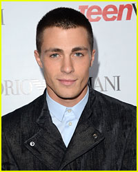 Did Colton Haynes Sign Up for 'Divergent'?