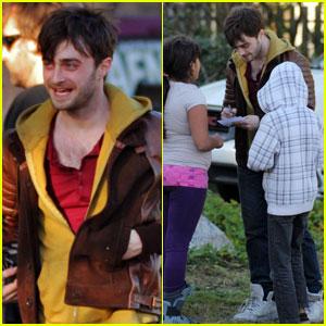 Daniel Radcliffe: 'Horns' Heartthrob