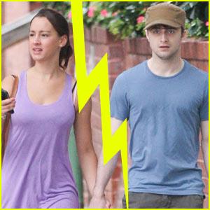 Daniel Radcliffe &  Rosie Coker Split Up?