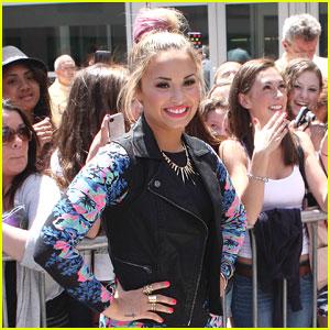 Demi Lovato: 'Give Your Heart a Break' A Capella Version - Listen Now!