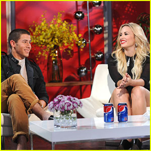 Nick Jonas: 'Demi Lovato & I Have A Relationship That Goes Beyond Words'