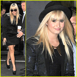 Demi Lovato: NYC Night Out